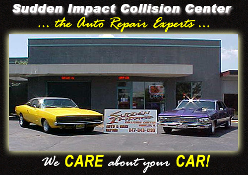 We Care About Your Car!